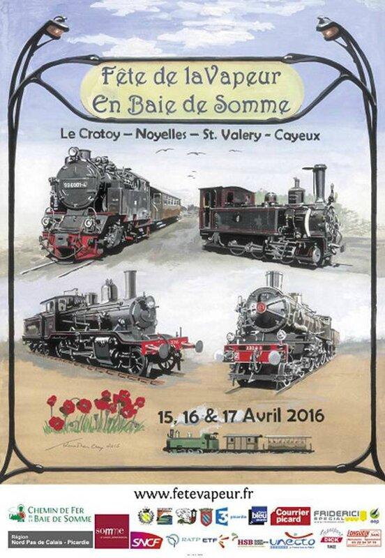 0013 Affiche FV Baie de Somme 2016