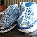 baskets crochet