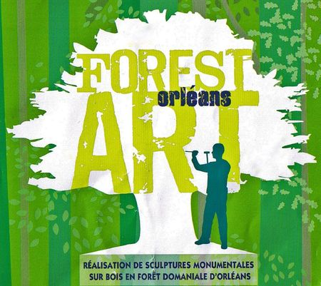 Forest'Art Orléans 2011