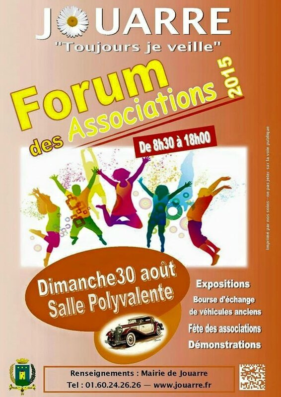 forum associations jouarre