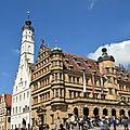 11/05/16 : rothenburg ob der tauber, une cité médiévale # 2