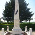 Norville : le monument aux morts