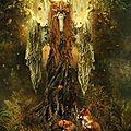 Le sabbat de samhain - 31 octobre