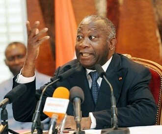 INTERVIEW DU PRÉSIDENT LAURENT GBAGBO A LA CHAÎNE DE TV SUD AFRICAINE SABC NEWS INTERNATIONAL