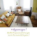 Vintage & Astuce / on bouge tout et a change tout !