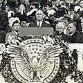 Usa : fd roosevelt, 4 mars 1933