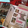 Coffret box cinéma spécial saint valentin: césar et rosalie