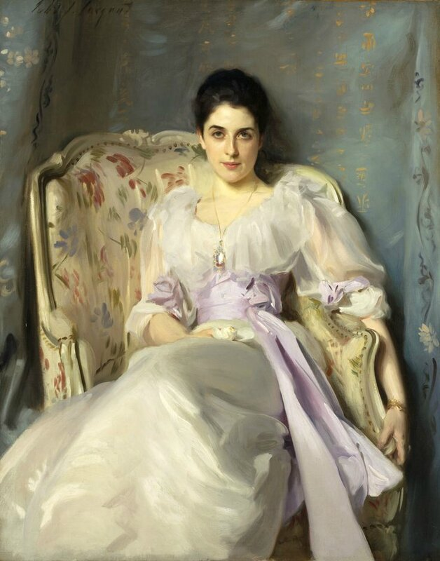 John Singer Sargent, Lady Agnew of Lochnaw (1865 - 1932), 1892