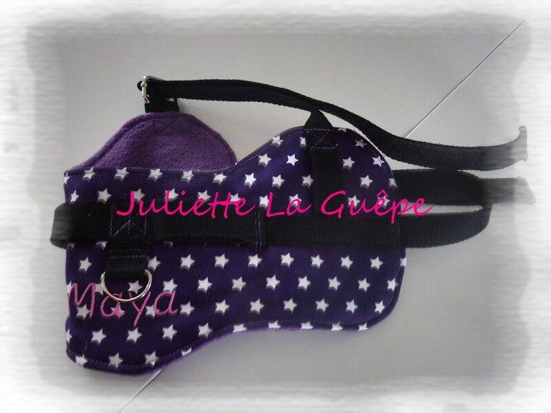 harnais maya violet 7