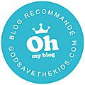 Blog recommandé par God save the Kids