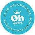 Blog recommandé par God save the Kids