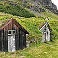 Maisons en Islande !