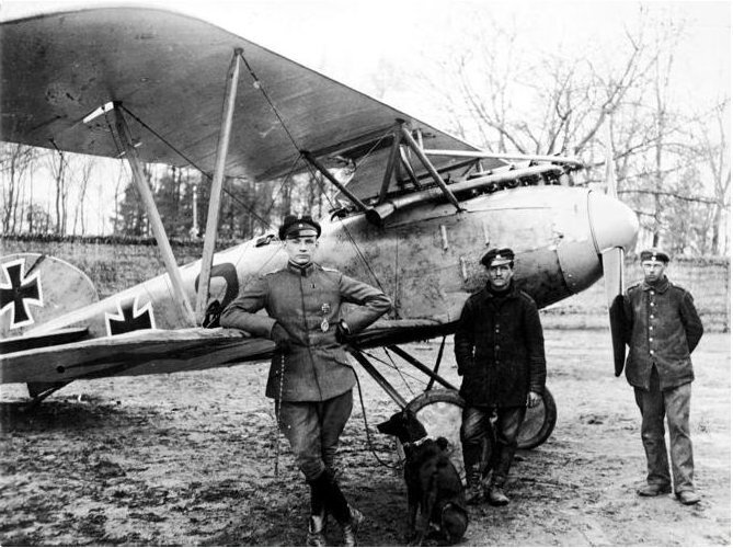 1917-11-06 - l'As Heinrich_Gontermann 8