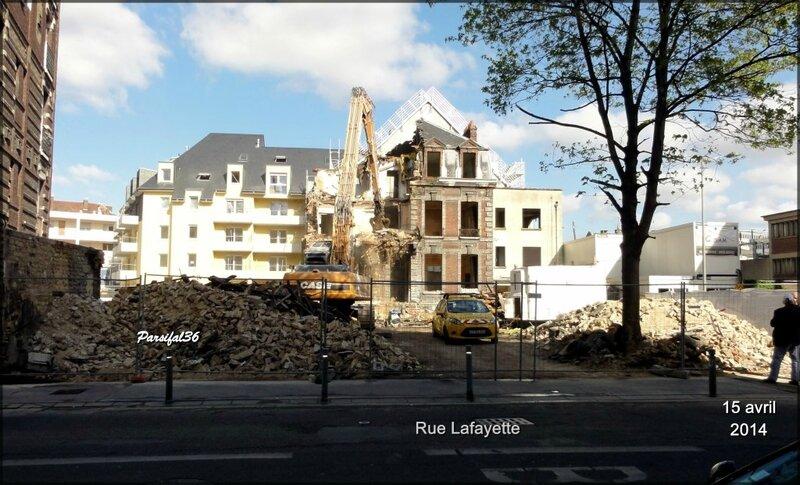 2014 - 04 le 15 Rue Lafayette