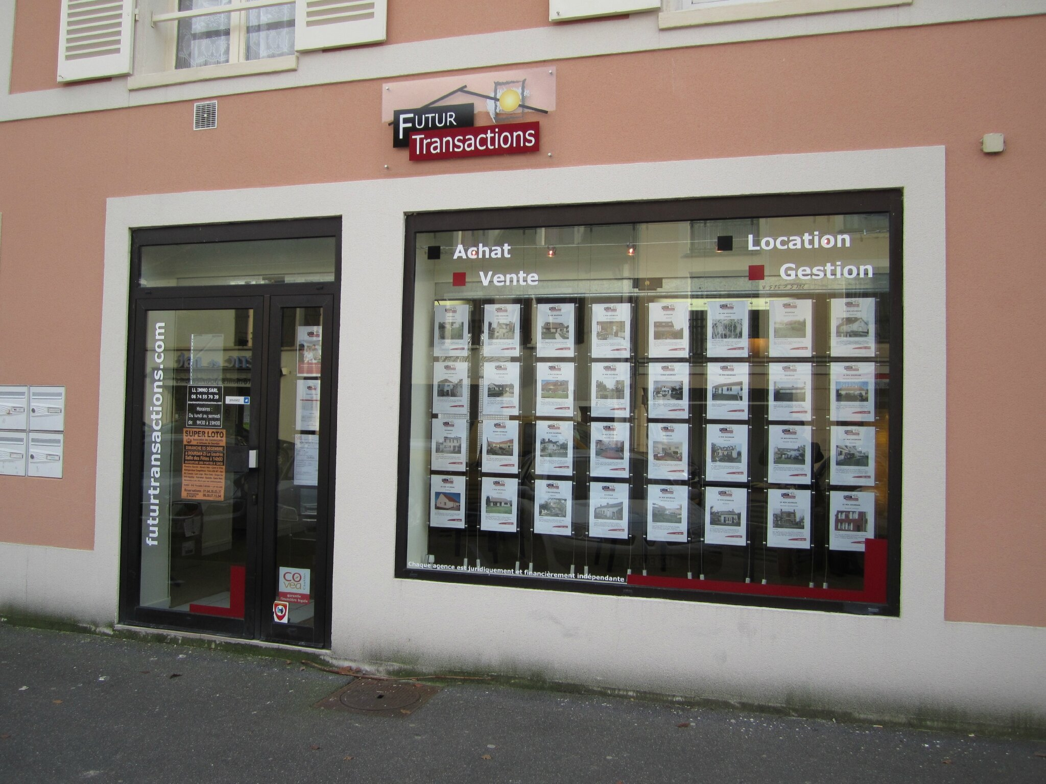 Entreprises partenaires futur transactions agence for Agence immobiliere 04