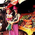 Le mini marché de mamamba #3