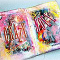 art book -n
