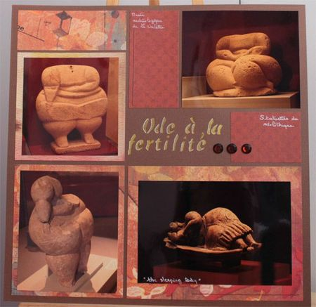 statuettes néolithiques