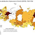 Mapping the gulag