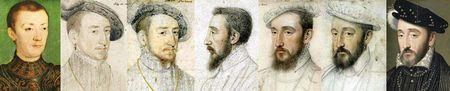 Galerie de portraits de Henri II