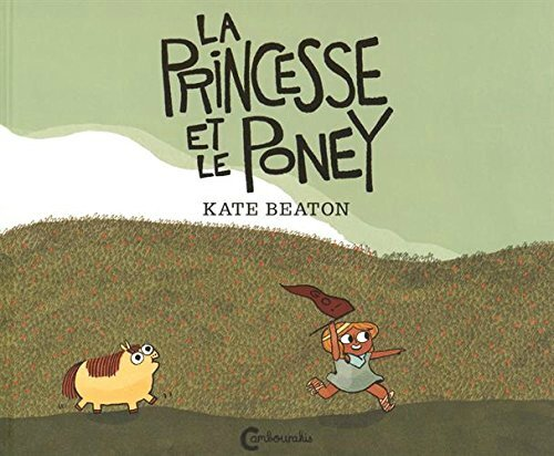 la princesse et le poney kate beaton