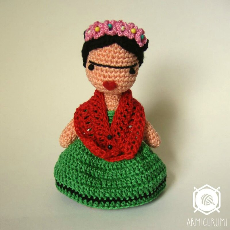 frida-kahlo-crochet-pattern