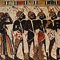 Les pharaons noirs de la haute gypte