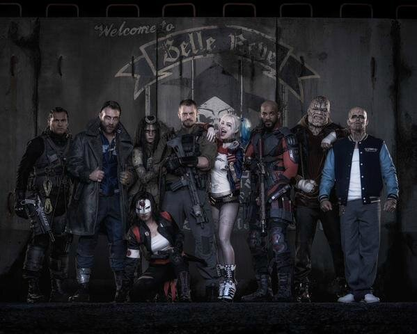 Suicide Squad (photo)