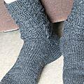 Encore des chaussettes !