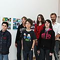 Expo bd/arts-plastiques 2012