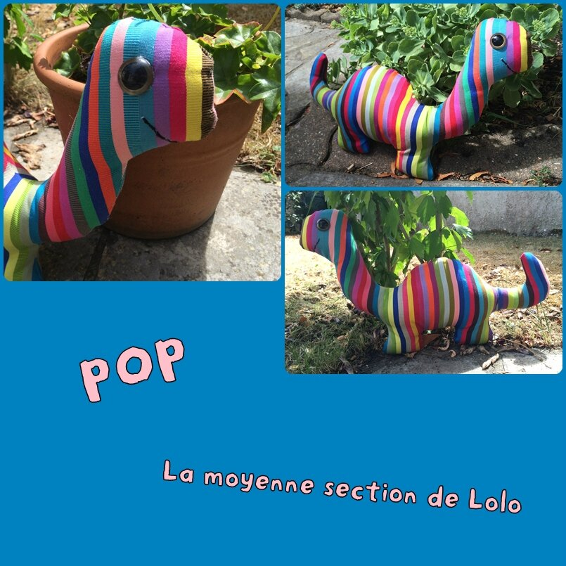 Favori POP À L'ÉCOLE - LA MOYENNE SECTION DE LOLO NO81