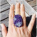 Roses Antiques violettes 12€ VENDU