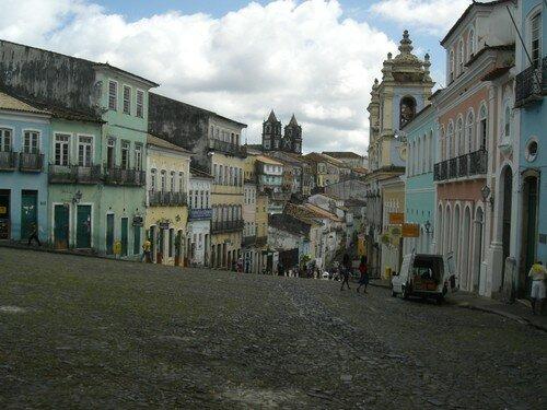 Salvador de Bahia, Praça da Se