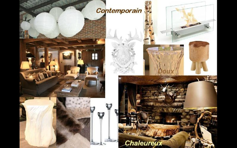 planche d co chalet chic design ta d co. Black Bedroom Furniture Sets. Home Design Ideas