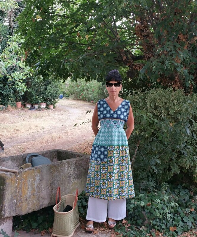 robe tablier inspiration 100idées