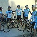 2009 CYCLO RANDO LA ROSTO