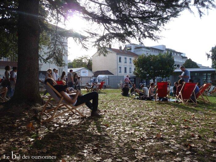 62 Brocante Photo et cinéma Institut Lumière 2014 Parc