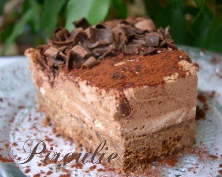 gâteau Diane