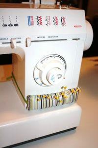 Sewing Machine Pin Cushion 6