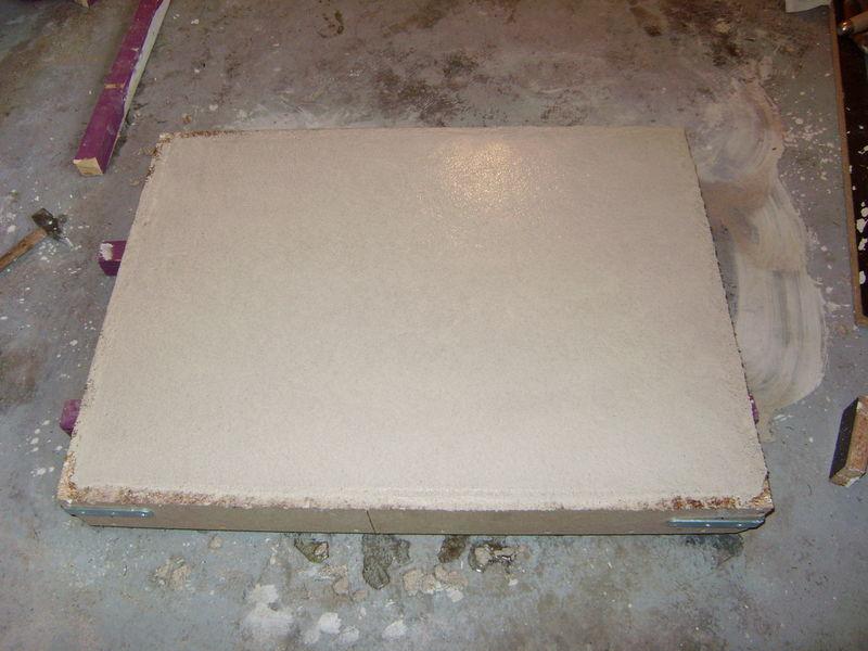 table basse recette du ciment et autres m saventures la petite maison au fond de l 39 impasse. Black Bedroom Furniture Sets. Home Design Ideas