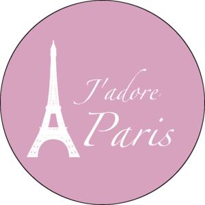 Paris rose layette