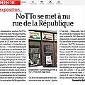 05 -2016 - Expo GUT - Article LA DEPECHE 02