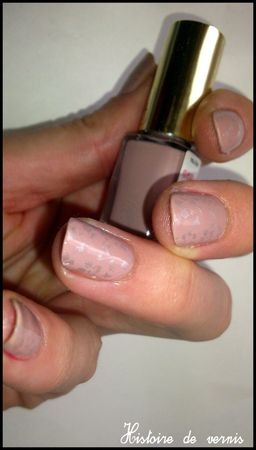 rose parme stamping Q5