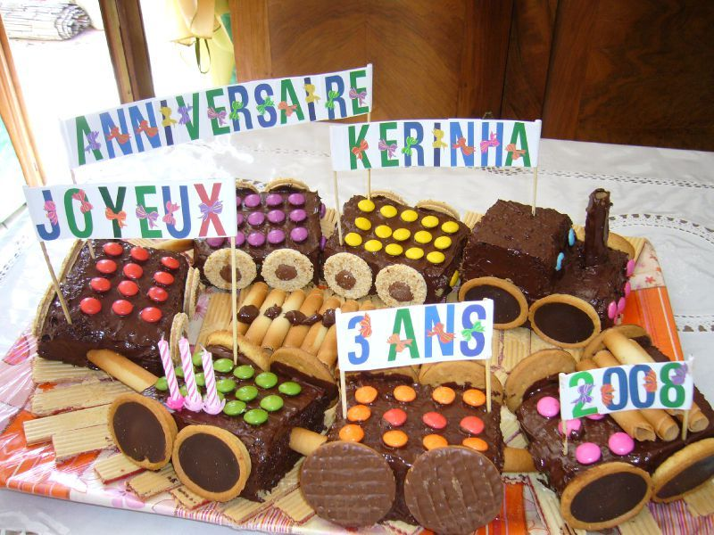 anniversaire24 gateau pour anniversaire enfant. Black Bedroom Furniture Sets. Home Design Ideas
