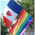 Reportage - Gay Pride 2011  Paris