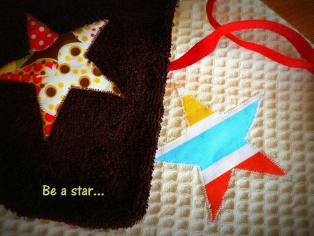 Bavoirs be a Star