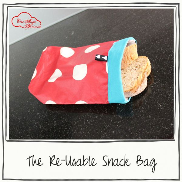 the re-usable snack bag