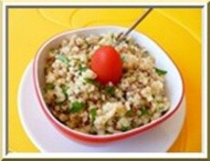 0238 - quinoa en salade