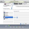 Importer et lire des vidéos sur l'ipad avec l'appli vlc