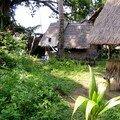 Ko Chang, Thaïlande, bungalows